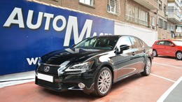 LEXUS GS 450h Hybrid Plus