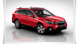 SUBARU Outback 2.5i Executive Plus S CVT