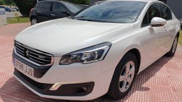 PEUGEOT 508 1.6BlueHDI Allure 120 EAT6
