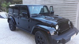 JEEP Wrangler Unlimited 2.8CRD Black Edition Aut.