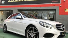 MERCEDES-BENZ Clase E 250 BT Avantgarde Plus 9G-Tronic (4.75)
