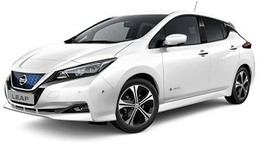 NISSAN Leaf 150PS TEKNA 40KWH 5P