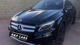 MERCEDES-BENZ Clase GLA 220CDI AMG Line 7G-DCT