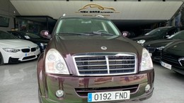 SSANGYONG Rexton 270XVT Limited Profesional Aut.
