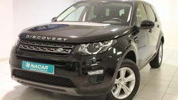 LAND-ROVER Discovery Sport 2.2TD4 S 4x4 Aut. 150
