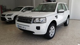 LAND-ROVER Freelander 2.2TD4 S&S SE Dynamic 4x4