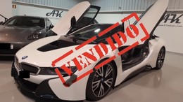 BMW i8 COUPE,HARMAN KARDON,HEAD UP,FULL SOLO 24000 KMS