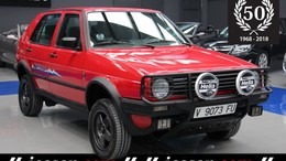 VOLKSWAGEN Golf 1.8 CL Syncro