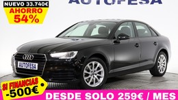 AUDI A4  2.0 TDI 150cv Advance 4p S/S # IVA DEDUCIBLE, NAVY, BLUETOOTH