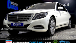 MERCEDES-BENZ Clase S  MercedesMaybach 500 4MATIC