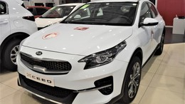 KIA XCeed 1.4 T-GDi Tech 103kW (140CV)