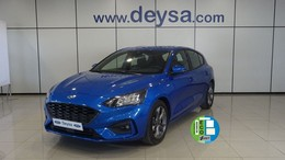 FORD Focus  BERLINA ST-LINE 1.0 Ecoboost MHEV 92KW (125CV) Euro 6.2