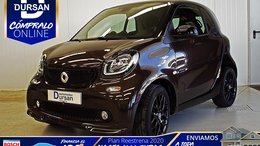 SMART Fortwo  0.9 66kW 90CV COUPE Urbanshadow Editio