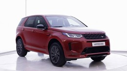 LAND-ROVER Discovery Sport 2.0D I4 L.Flw R-Dynamic S AWD Auto 150