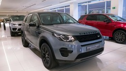 LAND-ROVER Discovery Sport 2.0TD4 SE 7pl. 4x4 150