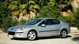 PEUGEOT 407 2.0HDI ST Sport Pack