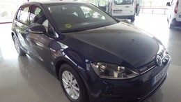VOLKSWAGEN Golf 1.6TDI CR BM Business Navi 110