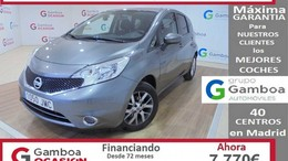 NISSAN Note 1.5dCi Acenta