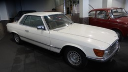 MERCEDES-BENZ 350 SLC (107)