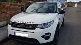 LAND-ROVER Discovery Sport 2.0TD4 eCapability HSE 4x4 150