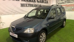 DACIA Logan Break 1.5dCi Laureate 7pl. 85