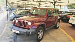 JEEP Wrangler Unlimited 2.8CRD Sahara