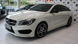 MERCEDES-BENZ Clase CLA Shooting Brake 200 AMG Line