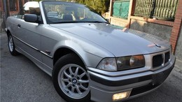 BMW Serie 3 E36 CABRIO EXCLUSIV EDITION-HARD TOP-KLIMATIZADOR-