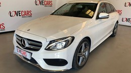 MERCEDES-BENZ Clase C Estate 220d 7G Plus (4.75)
