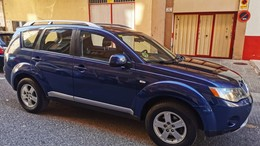 MITSUBISHI Outlander 2.0DI-D Intense Plus