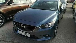 MAZDA Mazda6 2.2DE Style + Pack Safety .Aut.