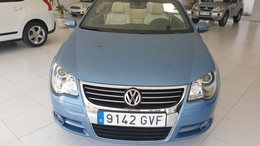 VOLKSWAGEN Eos 1.4 TSI Excellence 160