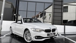 BMW Serie 4 435iA Cabrio Luxury
