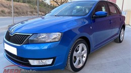 SKODA Rapid 1.6TDI CR Ambition 77kW