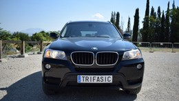 BMW X3 xDrive 20d Essential Edition