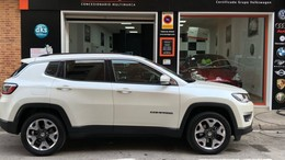JEEP Compass 2.0 Mjt Limited 4x4 AD Aut. 103kW