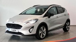 FORD Fiesta  1.0 ECOBOOST 74KW ST-LINE S