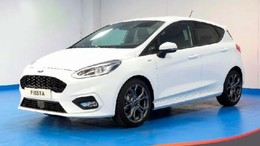 FORD Fiesta  1.0 ECOBOOST 74KW ST-LINE S/S 5P