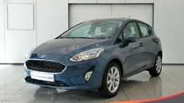 FORD Fiesta  NEW FIEST5 DOOR SETREND+ P. Comfort + NissanConnect + P. Seguridad + Ext. Orange5SPD MAN