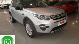 LAND-ROVER Discovery Sport 2.0TD4 HSE 7pl. 4x4 Aut. 150