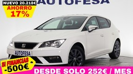 SEAT León STYLE VISIO EDITION 1.5 TGI 130cv # FRONT ASSIST, LANE ASSIST