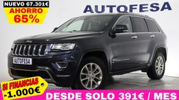 JEEP Grand Cherokee 3.0 CRD V6 250cv Limited 4x4 5p Auto S/S # IVA DEDUCIBLE, NAVY, CUERO, LEVAS