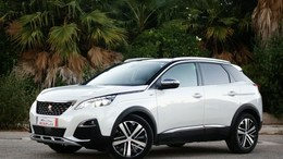 PEUGEOT 3008  2.0BLUE HDI GT LINE