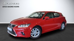 LEXUS CT   200h Executive. 244€/mes.