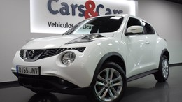 NISSAN Juke 1.6 N-Connecta 4x2 XTronic 117