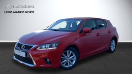LEXUS CT   200h Executive con Navibox. 236€/mes.