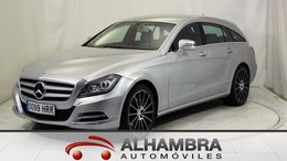 MERCEDES-BENZ Clase CLS Shooting Brake 350CDI BE 4M Aut.