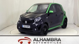 SMART Forfour Electric Drive Proxy