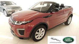LAND-ROVER Range Rover Evoque Convertible 2.0TD4 SE Dynamic 4WD 150 Aut.