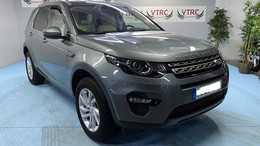 LAND-ROVER Discovery Sport 2.0TD4 HSE 4x4 Aut. 180